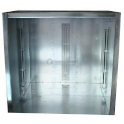 Powder Coating Oven Economy Start-Up Package 4'x4'x6' By Spectra